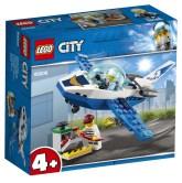 Lego City Luftpolisens jetpatrull