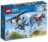 Lego City Luftpolisens drönarjakt