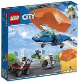 Lego City Luftpolisens fallskärmsarrest