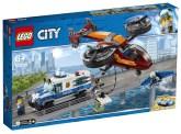 Lego City Luftpolisen och diamantkuppen