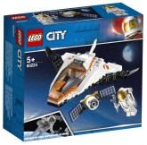 Lego City Satellitservice