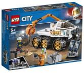 Lego City Testkörning av Rover