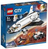 Lego City Marsforskningsfarkost