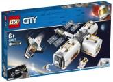 Lego City Månstation
