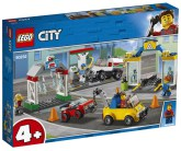 Lego City Fordonscenter