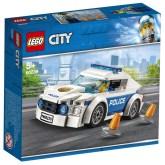Lego City Polispatrullbil