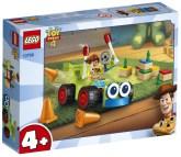 Lego Disney Pixar Toy Story 4 Woody & RC