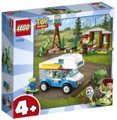 Lego Disney Pixar Toy Story 4 Husbilssemester