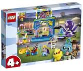 Lego Disney Pixar Toy Story 4 Buzz & Woodys tivolimani!