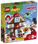 Lego Duplo Disney Musses semesterhus