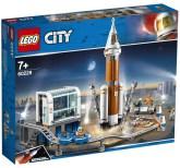 Lego City Rymdraket och uppskjutningskontroll