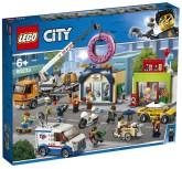 Lego City Munkbutiken öppnar