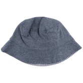 Nordic Label Vändbar Hatt, Denim