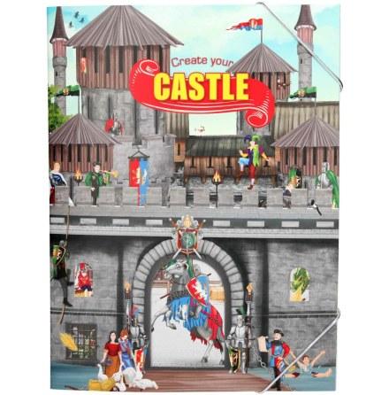 Create Your Castle Pysselbok