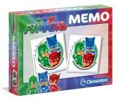 Clementoni Memo Pyjamashjältarna