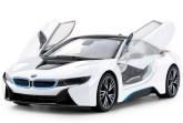 Rastar BMW I8, Vit R/C