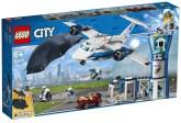 Lego City Luftpolisens flygbas