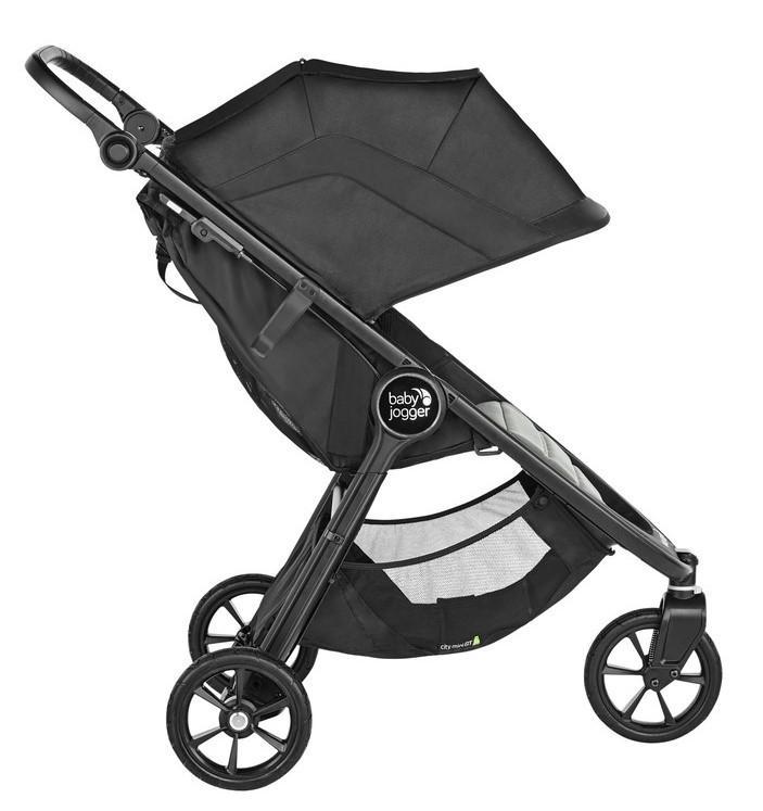 Baby Jogger City Mini GT 2 Singel, Slate - nids4kids
