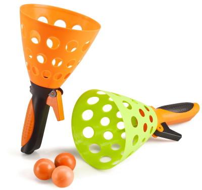 Fånga Bollen Spel med bollar