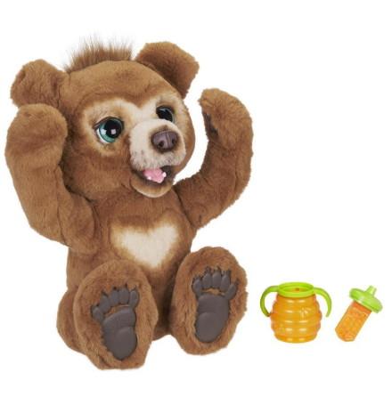 Fur Real Friends Cubby, The Curious Bear