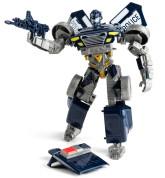 Combo X League Robot, Police