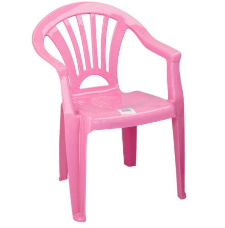 Barn sommarstol i plast