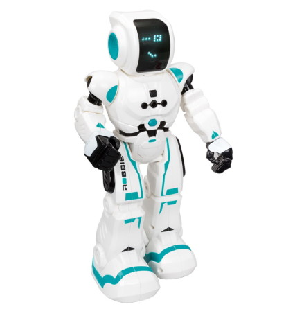 Xtrem Bots Robbie Bot