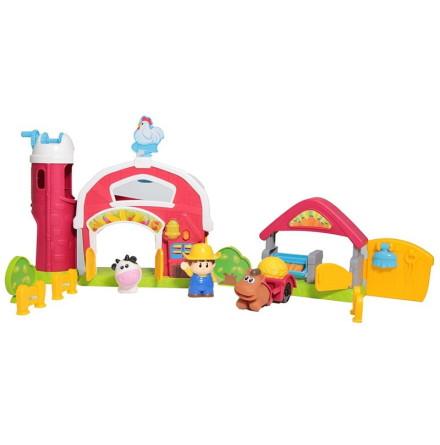Happy Baby Farm Playset