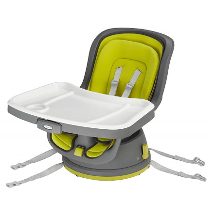 Graco Matstol Swivi Seat Booster 3i1, Key Lime