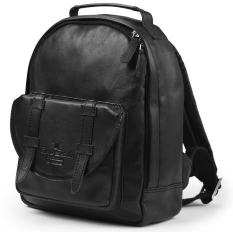 BackPack MINI, Leather Black