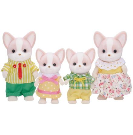 Sylvanian Families Chihuahua Familjen