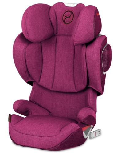 Cybex Solution Z-Fix Plus, Passion Pink