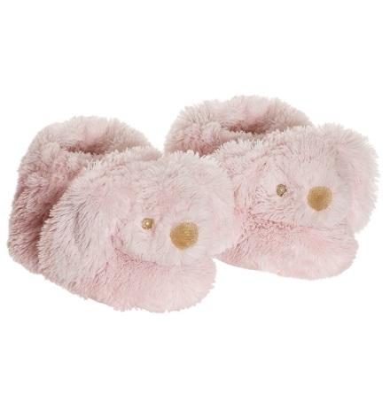 Lolli Bunnies, baby tofflor, Rosa