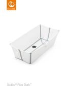 Stokke FlexiBath X-Large, White/Grey