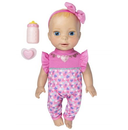 Luvabella Newborn Interaktiv Docka, Blond