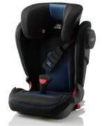 Britax Kidfix III S, Cool Flow - Blue