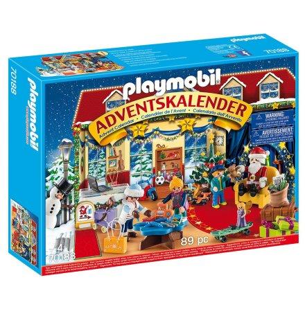 Playmobil Adventskalender Julafton i leksaksbutiken
