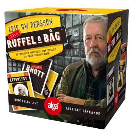 Alga Leif GW Persson GW:s Ruffel & båg Qube