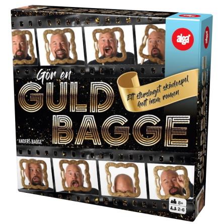 Alga Gör en guldbagge med Anders Bagge