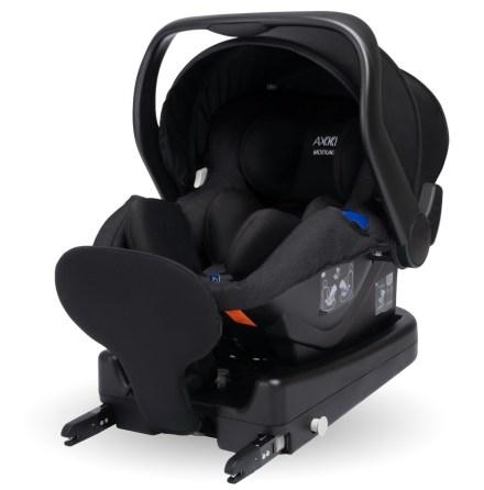 Axkid Modukid Infant + Bas, Black