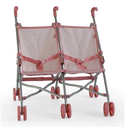 Happy Friend Twin Stroller