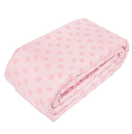 Babydan Spjälskydd, 4cm tjock, Elefantastic, Pink