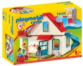 Playmobil 1.2.3 Enfamiljshuset