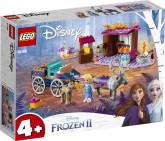 Lego Disney Frozen Elsas Vagnäventyr