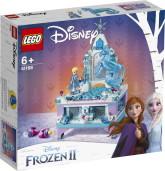 Lego Disney Frozen Elsas smyckeskrin