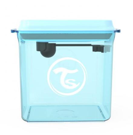 Twistshake Pulverbehållare 1700ml, Pastell Blå