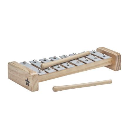 Kid's Concept Xylofon grå