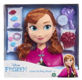 Anna Frisyrhuvud, Disney Frost