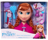 Anna Frisyrhuvud Deluxe, Disney Frost