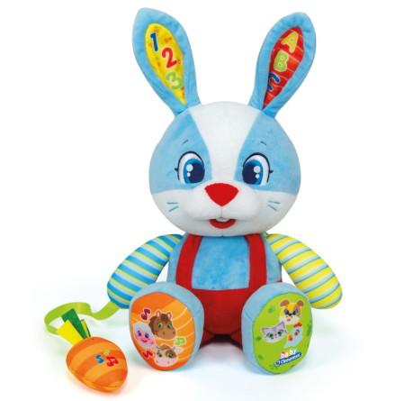 Clementoni Baby Interaktiv Kanin